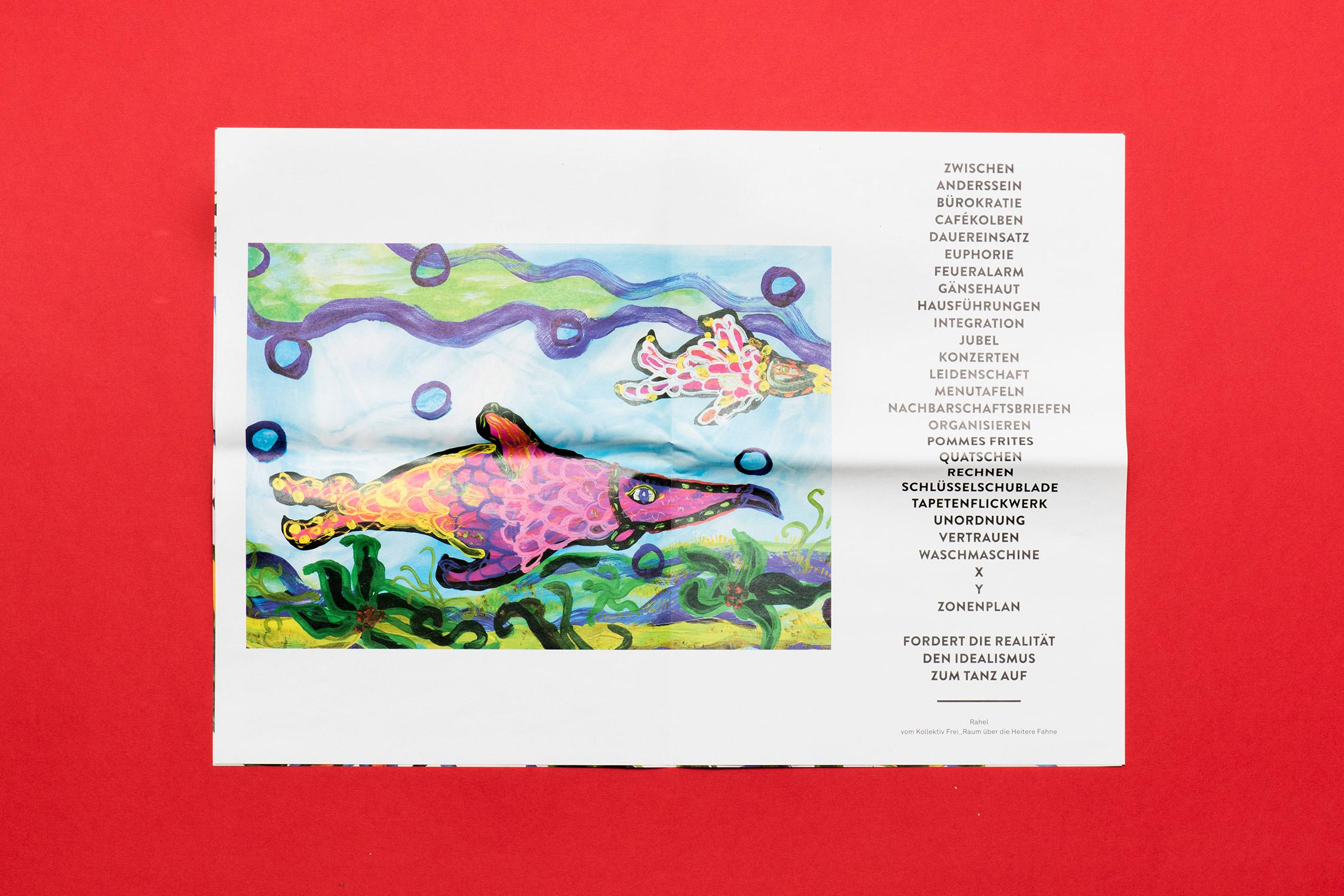 Säbel Bum, Melanie Brandel - Manufaktur für Gestaltung, Bern, Solothurn, Design, Grafik, Art Direction, Typografie, Webdesign, Branding, Corporate Design, Editorial Design, Logos, Geschäftsberichte, Buchdesign